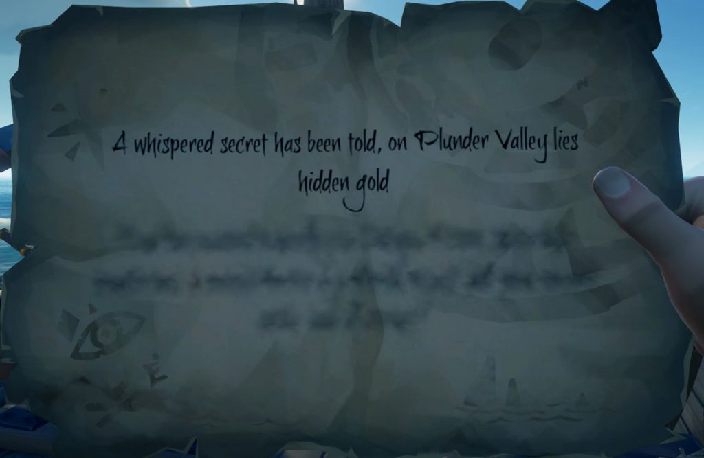 Sea of Thieves Plunder Valley Riddle Solutions