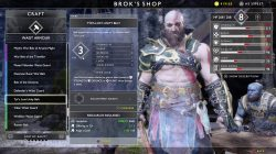 armor in god of war tyrs lost unity belt