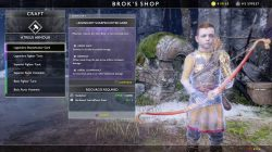atreus armor legendary shooter garb god of war