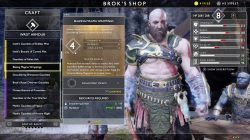 blazing magma wrappings god of war muspelheim