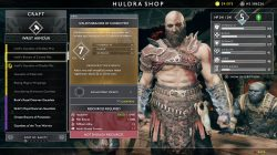 bracers of cursed mist god of war best armor