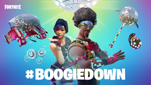 fortnite boogiedown dance competition