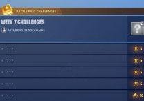 fortnite br week 7 challenges bug