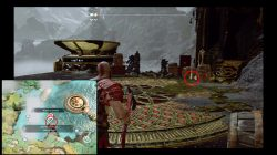 god of war abandon ship locations