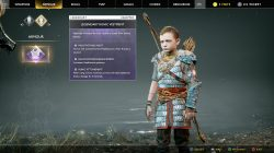 god of war atreus armor legendary runic vestment