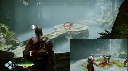 god of war don't blink treasure map