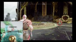 god of war figurehead artefacts