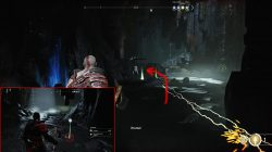 god of war finder's fee treasure map scroll location