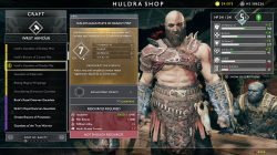 god of war gauntlet of deadly mist