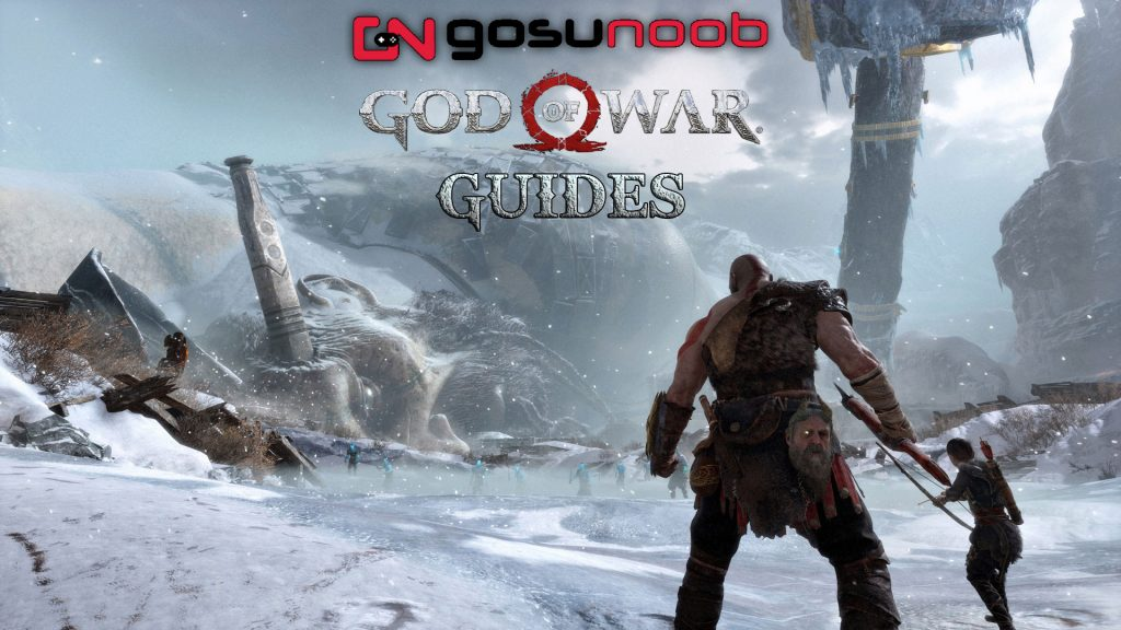 All God of War Guides You Will Ever Need - Gosu Noob