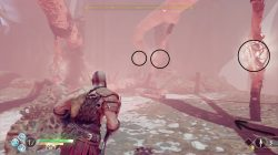 god of war how to break into the hive
