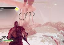 god of war how to remove red vines alfheim