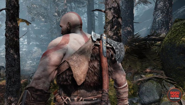 god of war is there another weapon