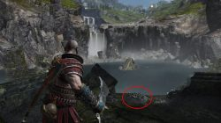 god of war light elft outpost treasure puzzle