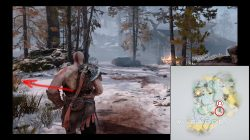 god of war lost found artefact quest