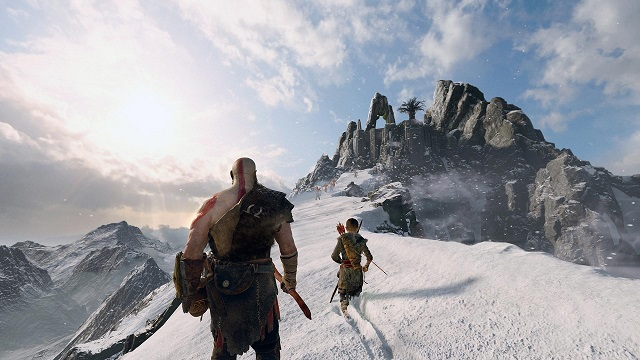 god of war post game content