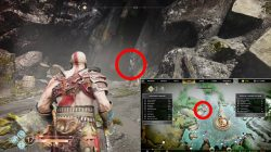 god of war tyrs cuirass armor how to find