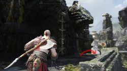 gow island of light loot location