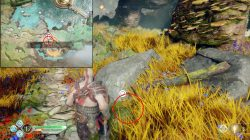gow treasure mapos turtle's tribute