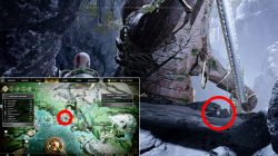 njords oarsmen god of war treasure location
