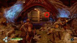 nornir chest god of war tyrs vault how to open