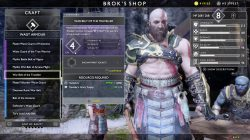 war belt of the traveller god of war armor