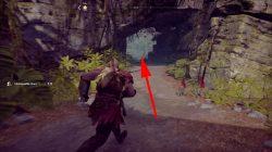 where to find alfheim hidden nornir rune chest god of war