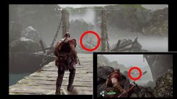 where to find tyrs wrist armor in god of war