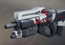 Destiny 2 Redrix's Claymore Legendary Pulse Rifle How to Get