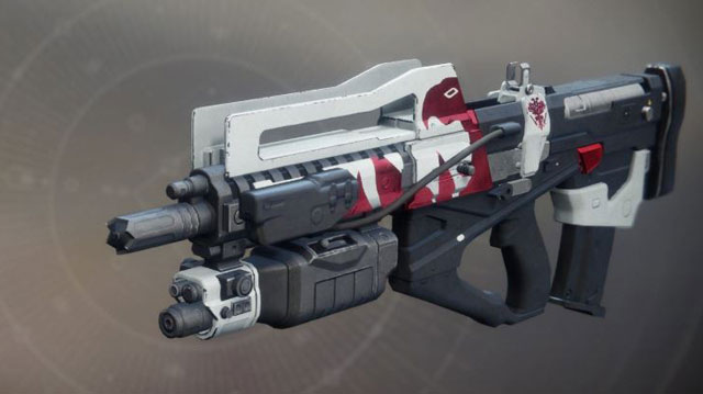 Destiny 2 Redrix's Claymore Legendary Pulse Rifle How to Get