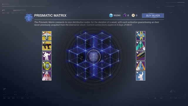 Destiny 2 Warmind DLC Prismatic Matrix & Facet Explained