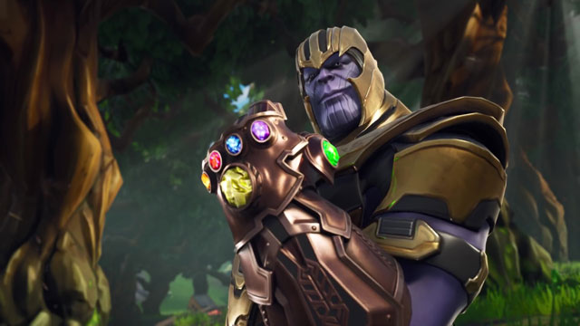 Fortnite Update 4.1 Patch Notes Released, Including Infinity Gauntlet