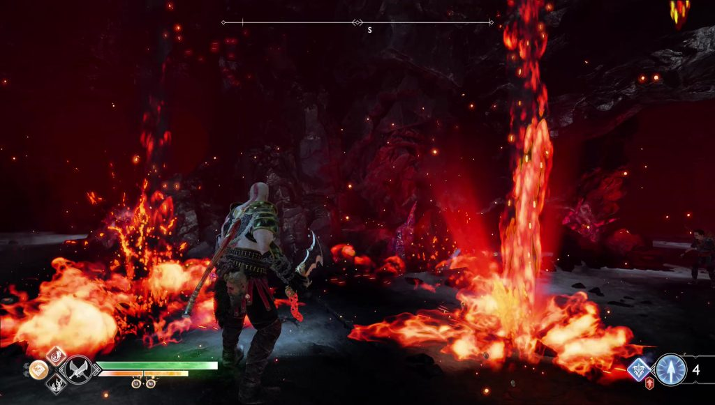 God of War All Blades Heavy Runic Attacks and Where to Find Them