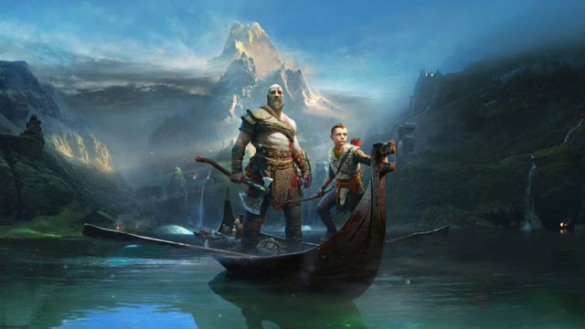 God of War Still Topping UK Sales Chart Four Weeks in a Row