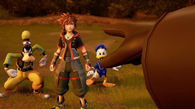 Kingdom Hearts 3 Will Be Playable at E3 2018