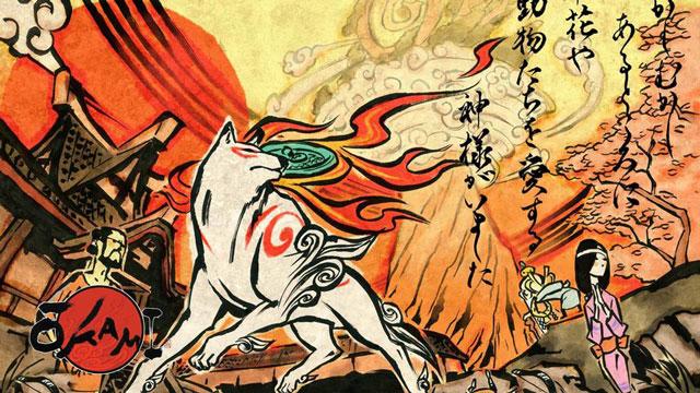 Okami HD On Nintendo Switch Gets Release Date
