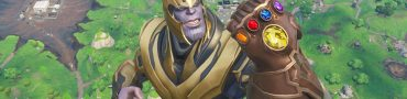 Play as Thanos in Fortnite - Tips on how to easily capture the Infinity Gauntlet