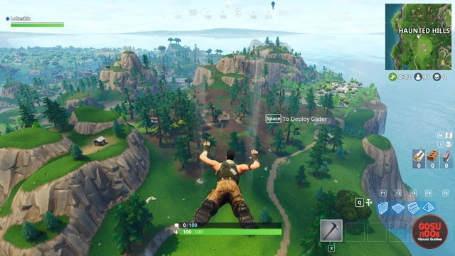 Secret Fortnite Battle Star Location - How to Get Free Battle Pass Tier for Season 4 Week 2 Challenge Completion
