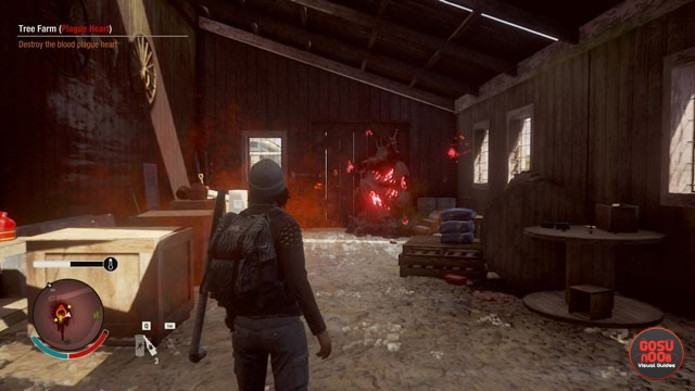 State of Decay 2 How to Destroy Plague Hearts