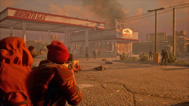 State of Decay 2 How to Switch Characters, Sleep, Cure Trauma as Guest