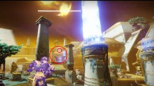 destiny 2 spire of stars statue gardens purple orb