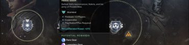 destiny 2 warmind nightfall strike exclusive rewards