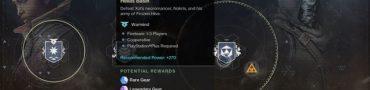 destiny 2 warmind nightfall strike exclusive rewards