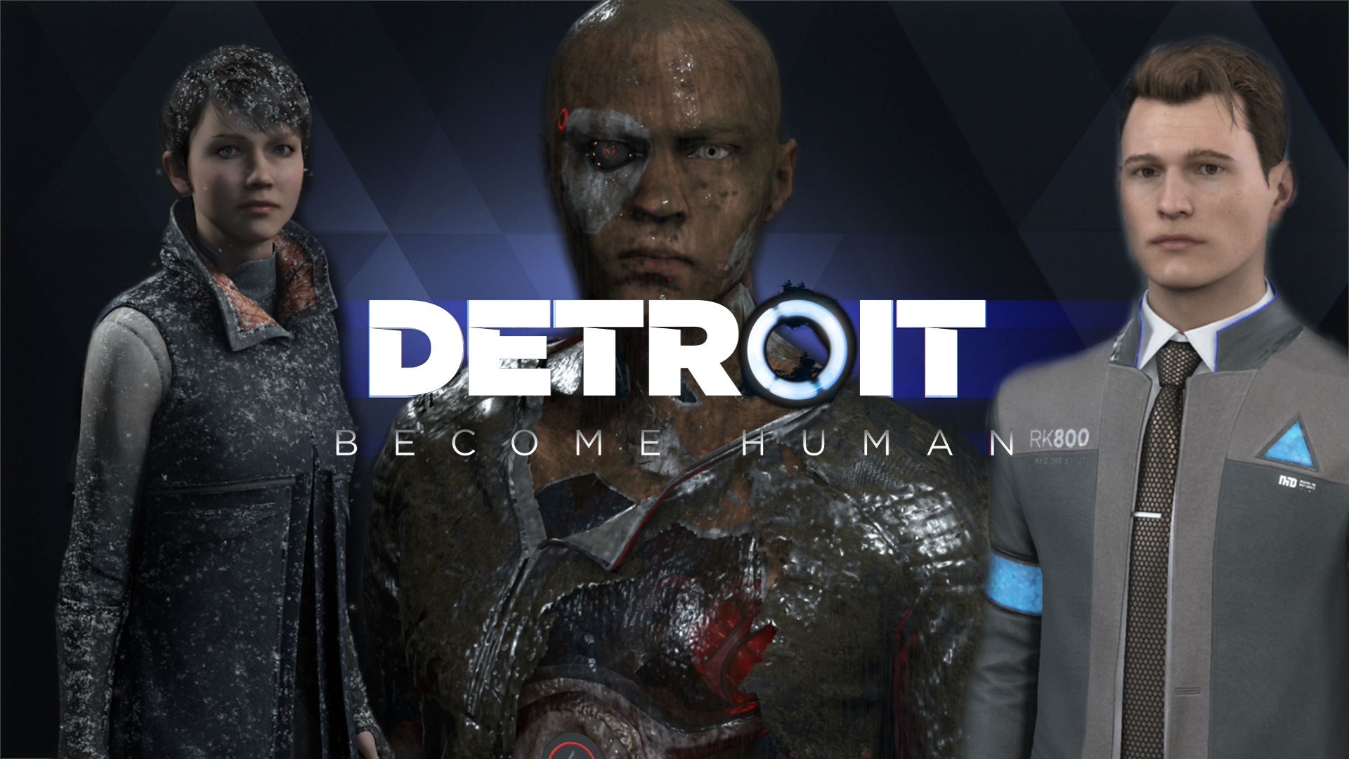 Detroit Become Human Review My Guilty Pleasure Gosunoob Com