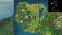 fortnite battle royale film camera locations
