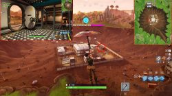 fortnite br dusty divot chest helicopter