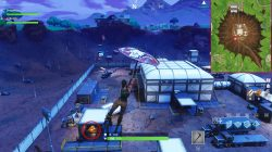 fortnite br dusty divot chest watchtower