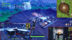 fortnite br dusty divot crater chest building