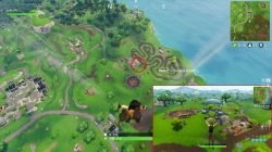 fortnite br film camera locations race track