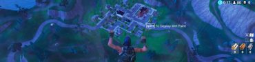 fortnite br greasy grove treasure map location